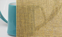 Designer Glass Series – Gold Glitterati™